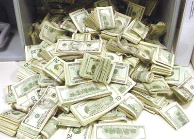 535 Adet Sahte 100'lük Dolar Ele Geçirildi