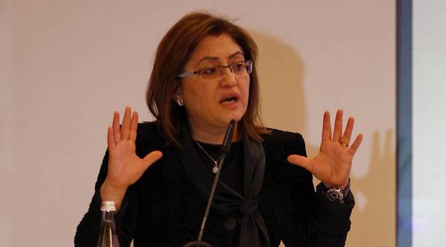 Bakan Fatma Şahin, Maya, tohum ve toprak çok sağlam dedi.