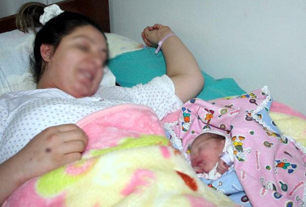Bebekle beraber uyumak tehlikeli