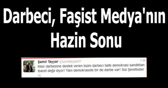 Darbeci Faşist Medya'nın Hazin Sonu