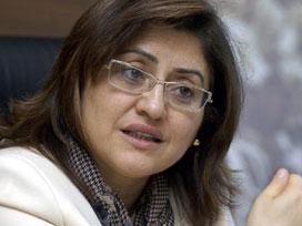 Bakan Şahin kadın milletvekilleri topladı
