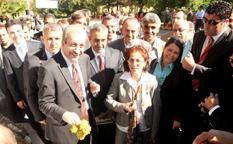 """""""Diyarbakır'a 233 tesis yaptırdık"""""""