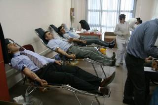 Kan Dökme Kan Ver Kampanyası