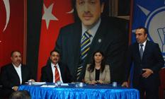 Ak Partili Vekiller Diyarbakır'da toplandı
