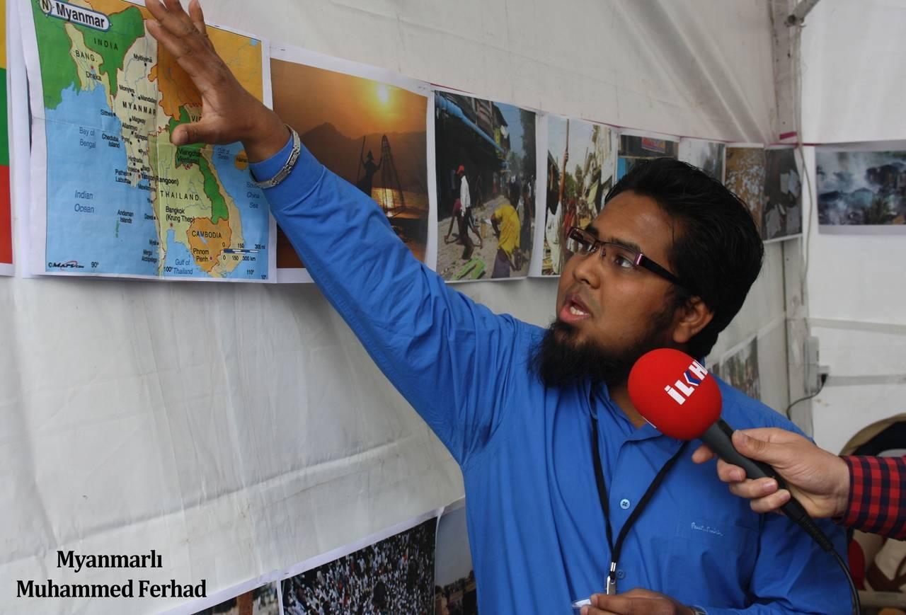 """Müslümanlar kan ağlıyor artık birlik olalım!"""""""