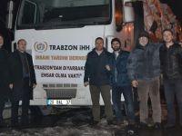 Trabzon'dan Sur halkına destek