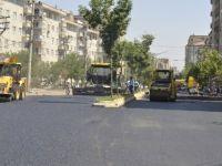 Büyükşehir Belediyesinden Bismil'e 3 Bin 78 Ton Asfalt