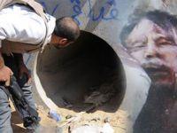 Kaddafi'nin ölümüne dair ilk açıklama
