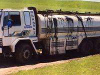 BOTAŞ'tan çaldıkları 22 ton petrolü tankerde bırakıp kaçtılar