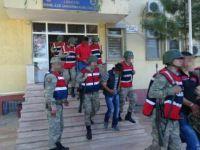 Bismil'de 11 Kişi Gözaltına alındı
