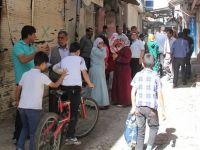 Sur'da 14 sokakta daha sokağa çıkma yasağı kaldırıldı