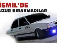 Bismil'de HUZUR BIRAKMADILAR