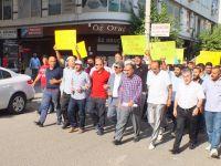 Bismil'de Darbe Girişimine karşı Basın Açıklaması yapıldı