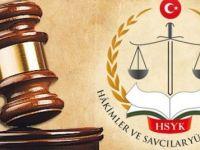 HSYK'nın görevden aldığı Bismil'de görev yapan hakim ve savcıların isim listesi