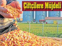 Bismil'deki Çiftçilere Müjdeli haber