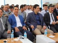 Bismil'de, 15 Temmuz Demokrasi Zaferi ve Şehitleri Anma Programı düzenlendi.