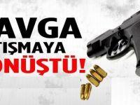 Bismil'de silahlı kavga