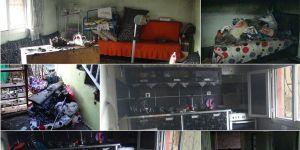 Kendi kendine yanan evle ilgili ilginç ayrıntılar