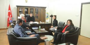 Bismil ile İlgili İlk Durum Değerlendirme Toplantısı