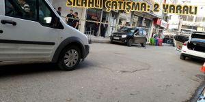 Bismil'de Silahlı Çatışma: 2 Yaralı