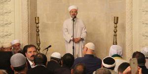Diyanet İşleri Başkanı Görmez Diyarbakırlılarla sabah namazında buluştu