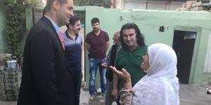 Çat Kapı Ramazan Ziyaretleri Devam Ediyor