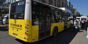 Bismil'de bayramda toplu ulaşım ücretsiz