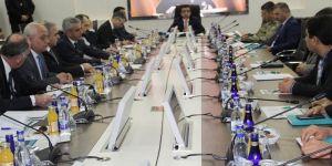 Diyarbakır'da Dicle nehri değerlendirme toplantısı yapıldı