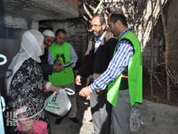 Umut-Der 2900 Aileye Kurban Eti Dağıttı