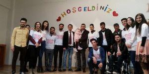 Bismil'de 3 Aralık Dünya Engelliler Günü Kutlandı