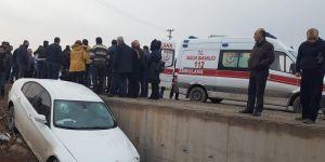Bismil'de trafik kazası: Biri ağır 5 yaralı