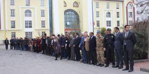 İçişleri Bakan Yardımcısı Ersoy'dan Bismil Ziyareti