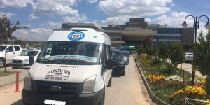 Ücretsiz Hastane Servisi, Gece Yarısına Kadar Uzatıldı