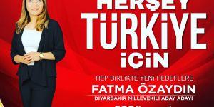 Bismil'in İlk Kadın Ak Parti Milletvekili Aday Adayı