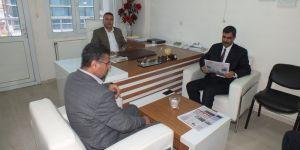 Milletvekili Aday Adayı Kandemir'den Bismil'e Ziyaret