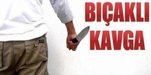 Bismil'de Bıçaklı Kavga
