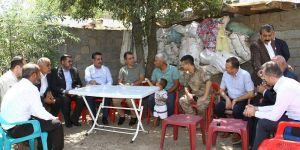 Bismil'de Bayramlaşma Programına Yoğun İlgi