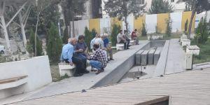 Parkın Bakımsızlığı Vatandaşların Tepkisine Yol Açtı
