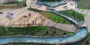 Bismil'deki park alanı 100 bin metrekare'ye ulaştı