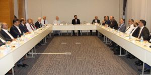 Bölge müftüleri Diyarbakır'da toplandı
