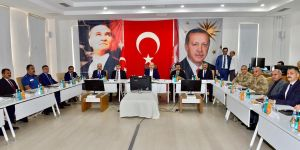 Bakan Soylu Diyarbakır'da