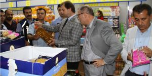 Bismil Belediyesi Denetimleri Artırdı