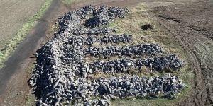 Sur'daki tarihi taşlar satılıyor