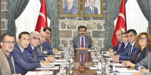 """""""Diyarbakır Gurme 2018"""" toplantısı yapıldı"""