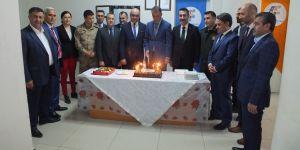 Tapu Müdürlüğünün Bismil'e Gelişinin 66.Yıl dönümü Kutlandı
