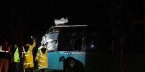 Kazaya neden olan otobüs şoförü tutuklandı