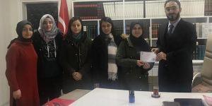 Üniversite öğrencilerinden Yemen'e yardım