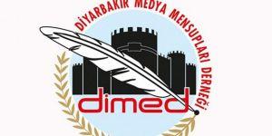"""DİMED'den """"10 Ocak Çalışan Gazeteciler Günü"""" mesajı"""