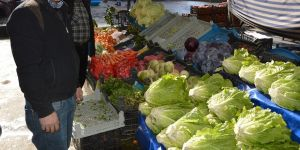 Bismil'de Pazar fiyatları cep yakıyor