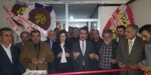 Bismil'de Kooperatif açılışı